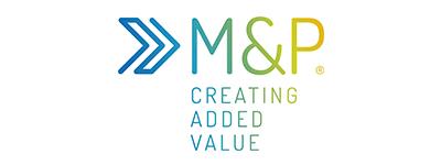 Logo m+p business solutions