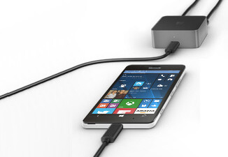 Microsoft Continuum for Mobile Policing
