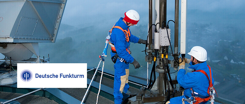 Deutsche Funkturm: Checklists for site inspections and evaluations